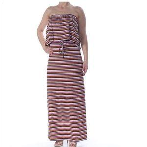 Bar III Strapless Maxi Dress Sanzi S-M